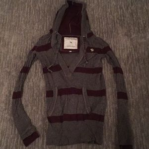 Rare Abercrombie & Fitch sweater/hoodie